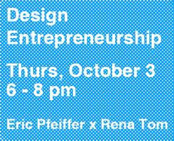 Evening of Design Entrepreneurship