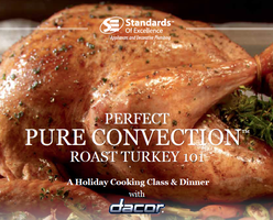 Perfect Pure Convection Roast Turkey 101: Holiday...