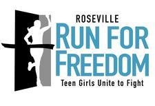 Roseville Run for Freedom logo