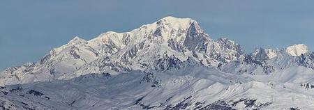 Mont Blanc Expedition 2014