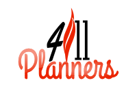 4/11Planners logo