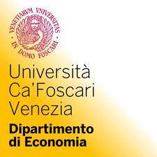Dipartimento di Economia - Università Ca' Foscari Venezia logo
