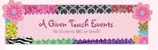 A Given Touch Events logo