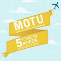 MOTU@5 Progress Report Release