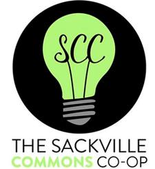 The Sackville Commons logo