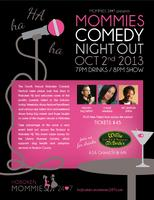 Mommies Comedy Night Out