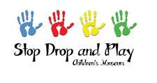 Stop Drop and Play Children's Museum logo