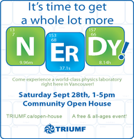 TRIUMF Community Open House