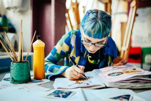 Starting a creative business - not easy, but worth it!