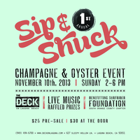 Sip and Shuck – Oysterfest benefiting Surfrider...