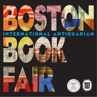 37th Boston International Antiquarian Book Fair