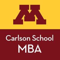 Carlson Full-Time MBA Webinar for International...