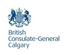 British Consulate General, Calgary logo