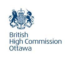 British High Commission, Ottawa logo
