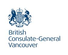 British Consulate General, Vancouver logo