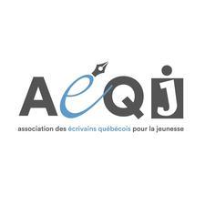 Association des écrivains québécois pour la jeunesse (AÉQJ) logo