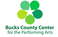 Bucks County Center for the Performing Arts logo