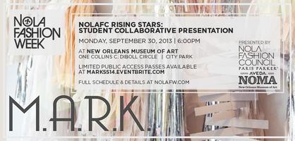 NOLAFC Rising Stars: M.A.R.K.- Student Collaborative...