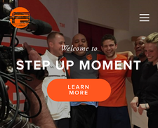 Step Up Moment logo