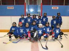 Hockey Fundamentals Camp logo