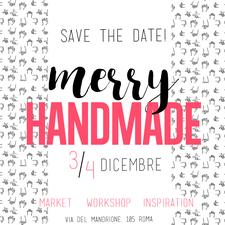 Merry Handmade logo