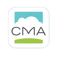 Cloud CMA @ MLS PIN logo