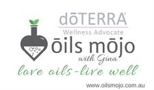 Gina Whitelaw: Oils Mojo - Essential Wellness Connection logo