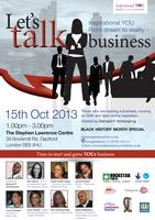 Inspirational YOU - Let's Talk Business (Leadership,...