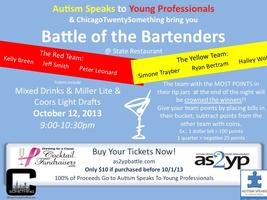 Battle of the Bartenders in Support of AS2YP