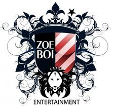 ZOE BOI ENTERTAINMENT  logo