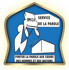 Apostolat Catholique SERVICE DE LA PAROLE logo