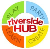 Riverside Hub logo