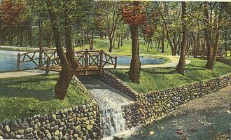"""""""Grover Cleveland Park Conservancy and Future of the..."""