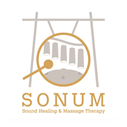 SONUM Sound Healing & Massage Therapy logo