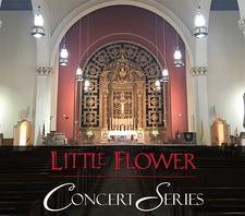 Church of the Little Flower logo