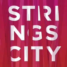 Strings City logo