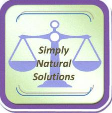 Simply Natural Solutions logo