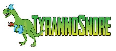 Sleepover: Tyranno-snore