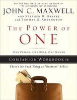 John Maxwell Seminar/C12 Group - The Power of One