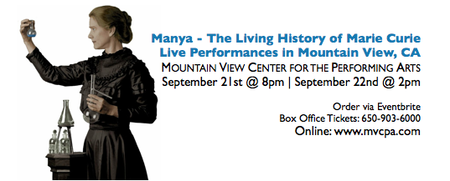 Manya: The Living History of Marie Curie ~ Special...