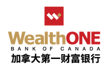 Wealth One Bank of Canada 加拿大第一财富银行 logo