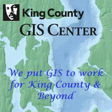 King County GIS Center logo