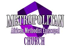 Metropolitan A. M. E. Church logo