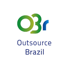 OBr (Outsource Brazil) logo