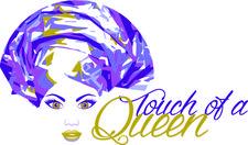 Touch of a Queen  logo