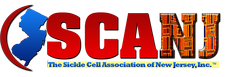 The Sickle Cell Association of New Jersey  logo