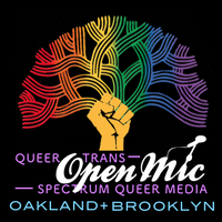Become an OAKLAND QUEER + TRANS OPEN MIC PLEDGE...