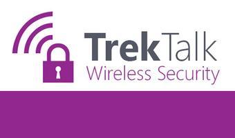 TrekTalk: Wireless Security