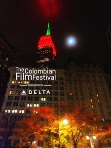 The Colombian Film Festival logo