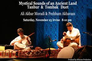 Mystical Sounds of an Ancient Land Tanbur & Tombak Duet